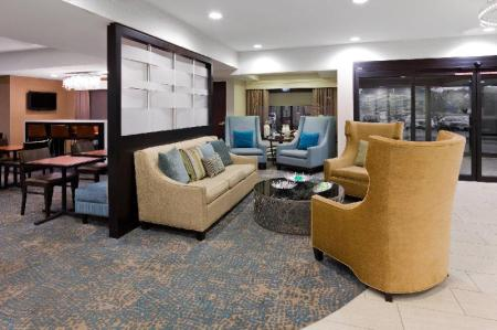 Lobby SpringHill Suites Minneapolis West/St. Louis Park