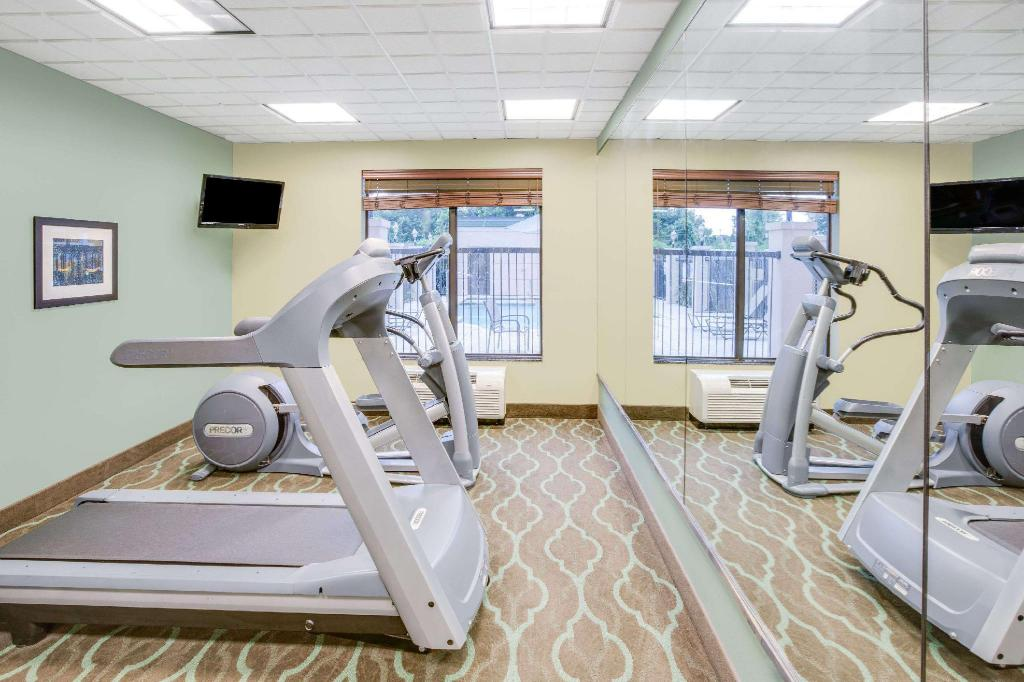 fitness centrum Wingate by Wyndham Bossier City