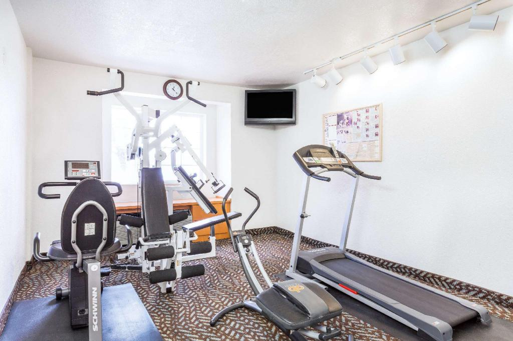 fitnesscenter Microtel Inn & Suites by Wyndham Salt Lake City Airport