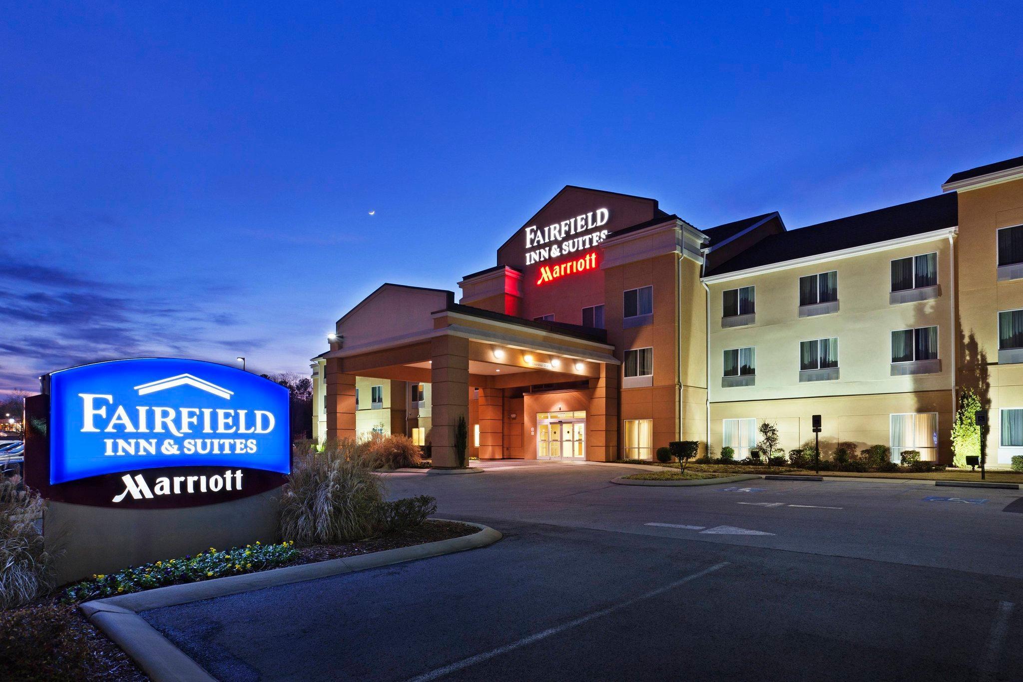 Book Fairfield Inn Suites Chattanooga South East Ridge In