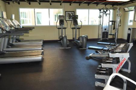 Fitness center Courtyard Aguadilla