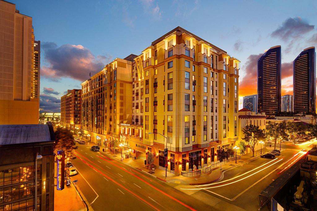 More about Residence Inn San Diego Downtown/Gaslamp Quarter