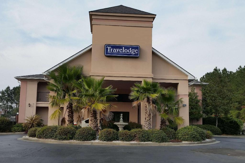 Travelodge by Wyndham Port Wentworth Savannah Area