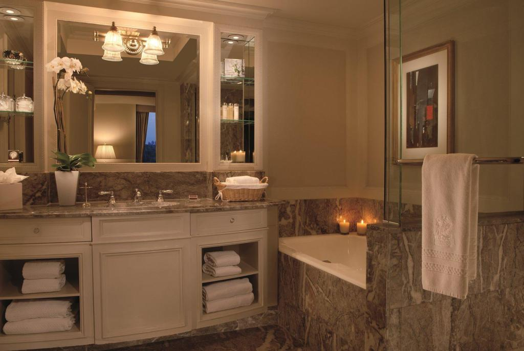 Kamar Mandi The Ritz-Carlton New York, Central Park