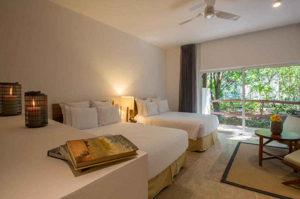 Casita Double - Denah kamar The Explorean Cozumel All Inclusive