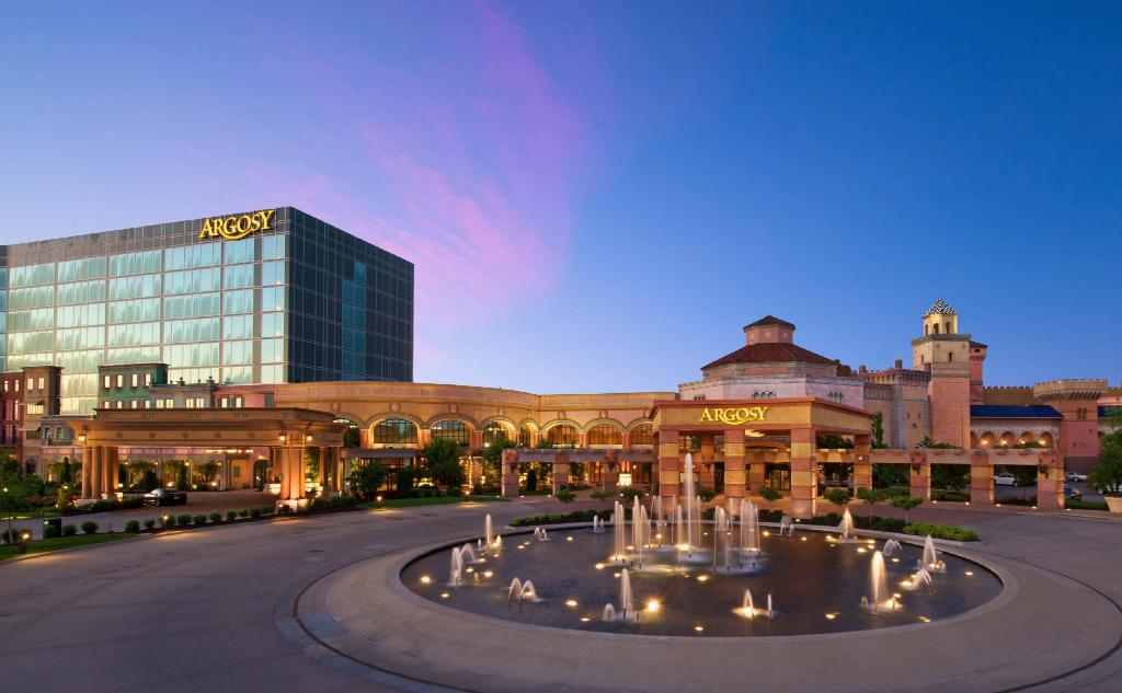 journey restaurant argosy casino