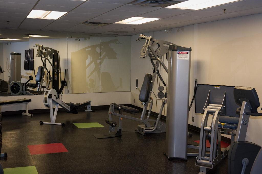 Fitnesscenter Radisson Hotel Winnipeg Downtown