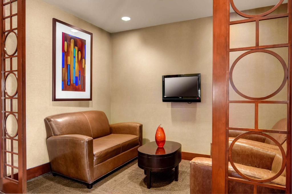 Lobi Hyatt Place Oklahoma City-Northwest