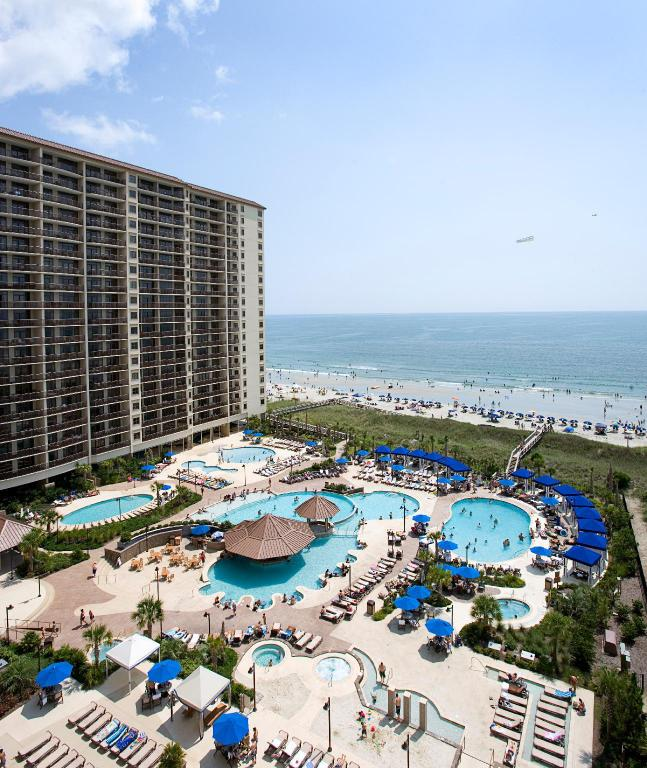 North Beach Resort & Villas in Myrtle Beach (SC) - Room ...