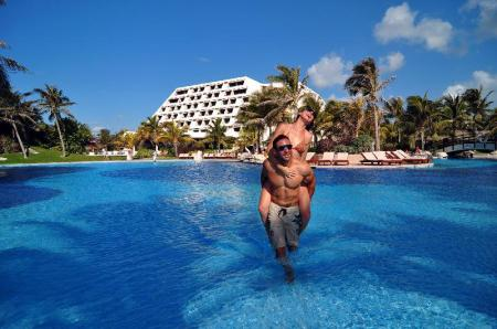 Swimming pool Grand Oasis Cancun - All Inclusive