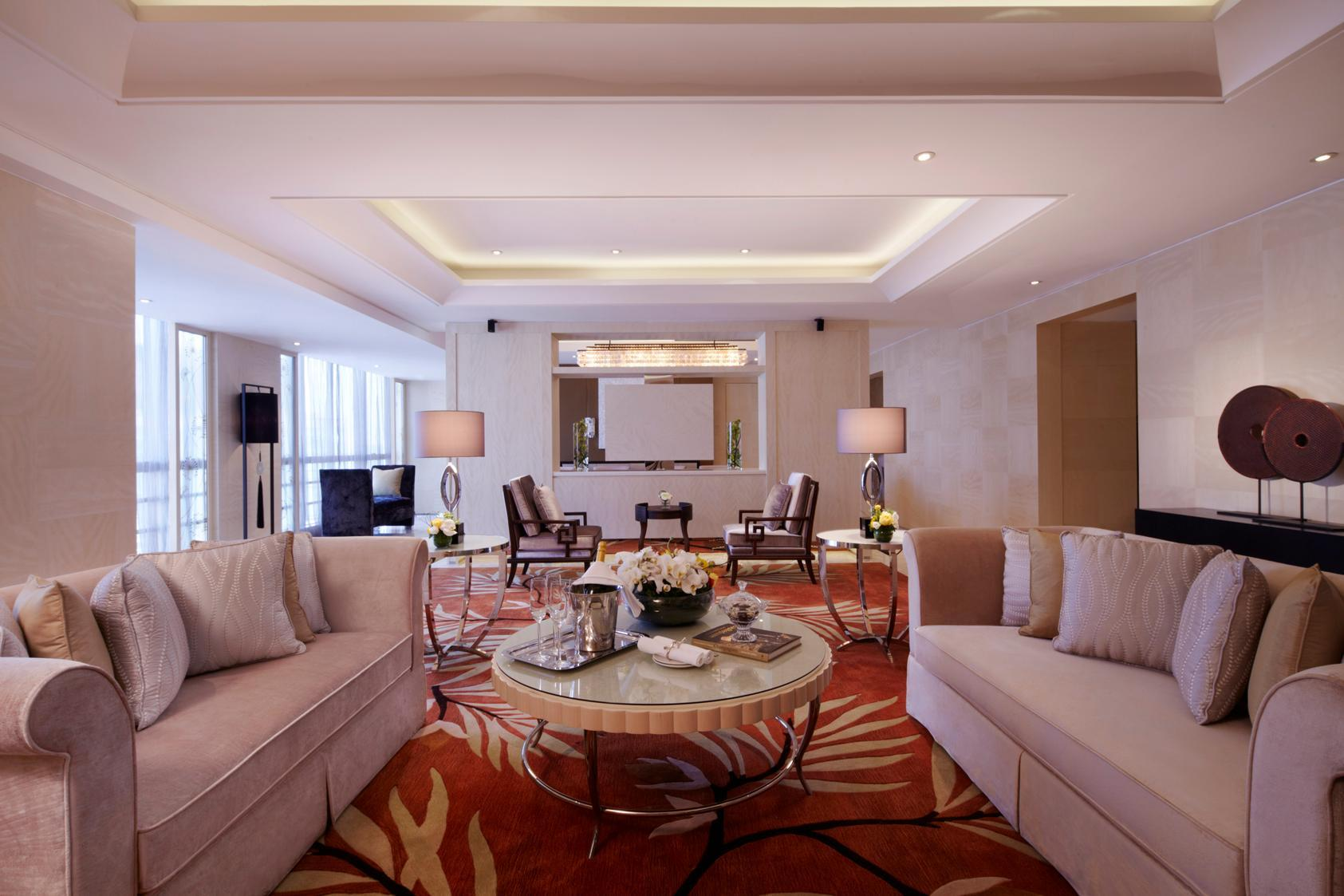 Presidential Suite, Executive lounge access, 1 King