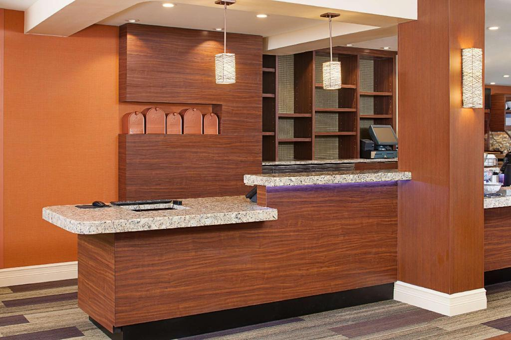 Lobi Hyatt House Mount Laurel