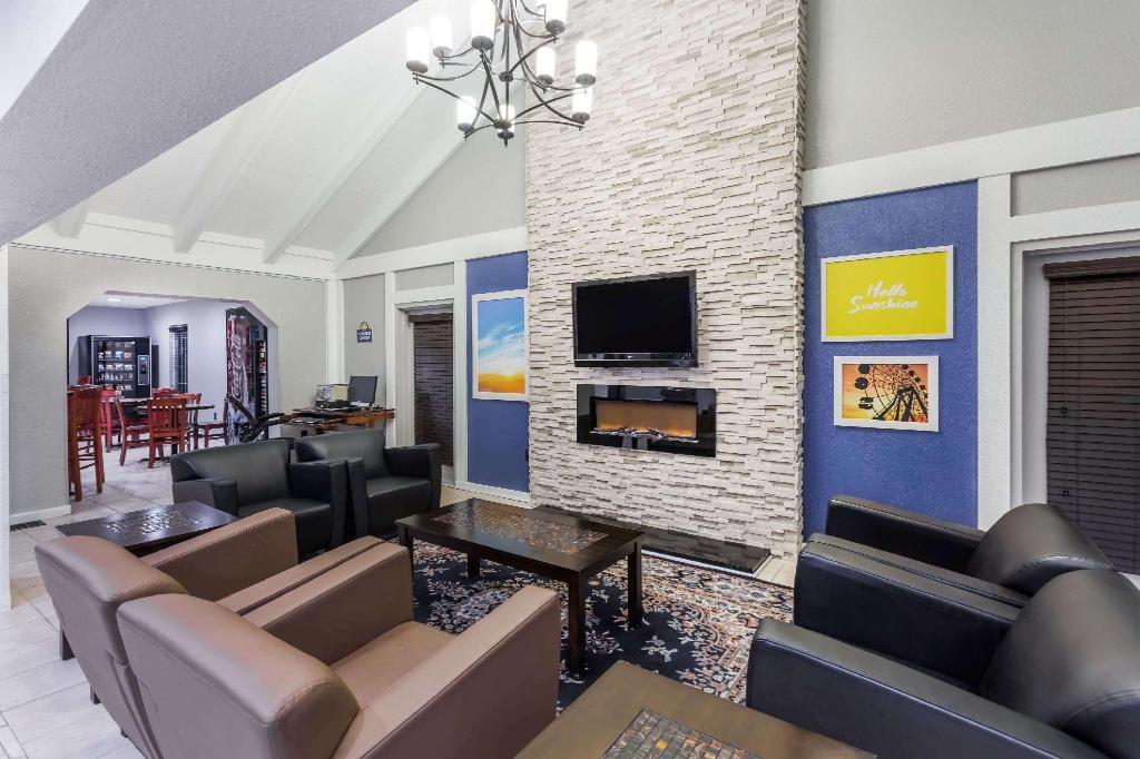 Lobby Days Inn by Wyndham College Park Airport Best Road