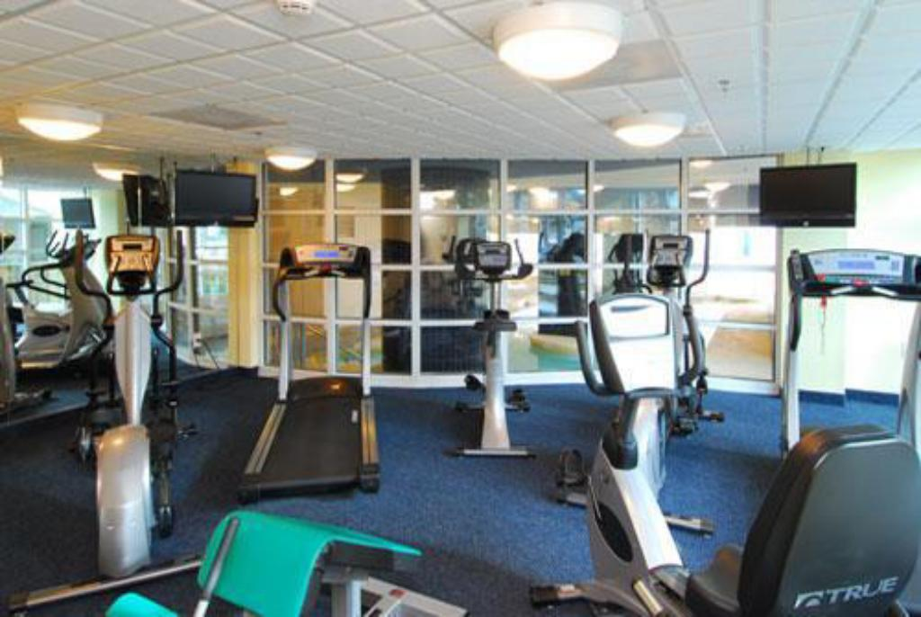 fitness centrum Seaside Resort