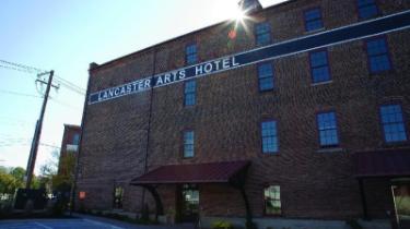 Lancaster Arts Hotel In Lancaster Pa Room Deals Photos