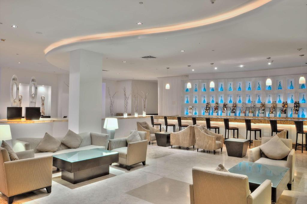 Lobby Le Blanc Spa Resort- All Inclusive - Adults Only