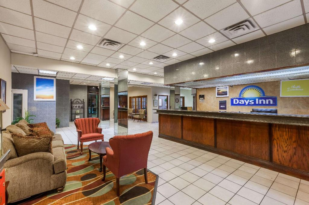 Lobi Days Inn by Wyndham Amarillo East