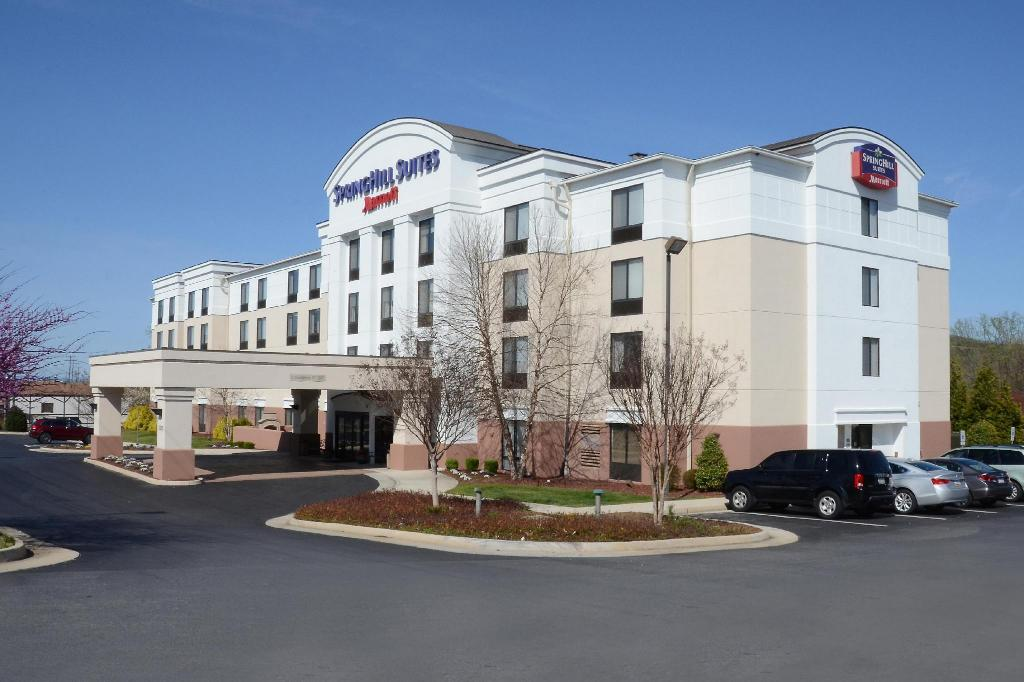 Tampilan eksterior SpringHill Suites Lynchburg Airport/University Area
