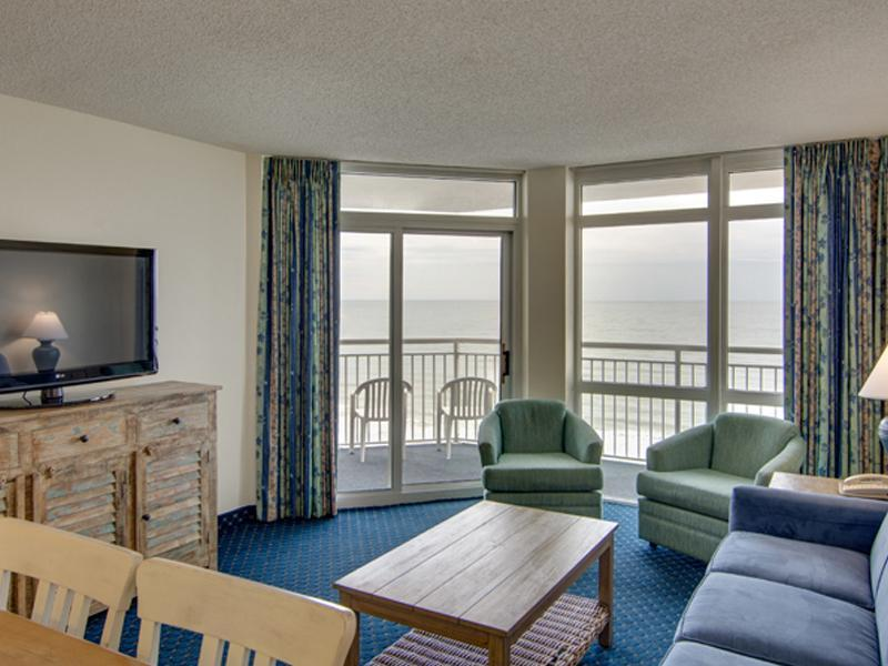 Two-Bedroom Suite - Ocean Front