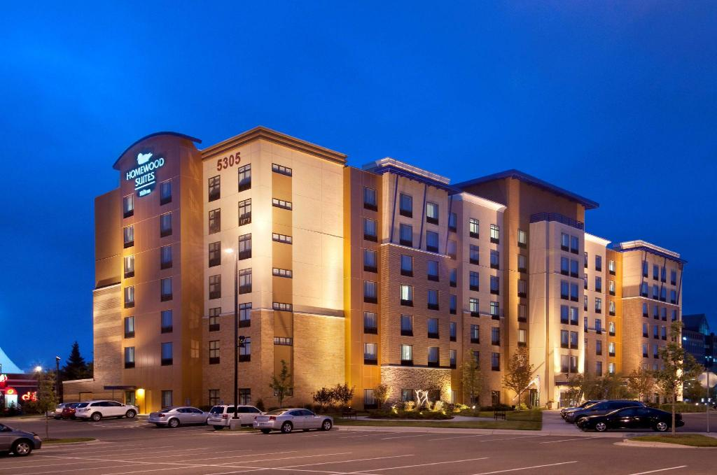 Homewood Suites by Hilton Minneapolis/St. Louis Park