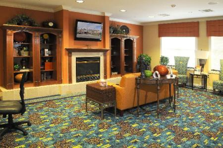 Lobby Residence Inn Shreveport Airport