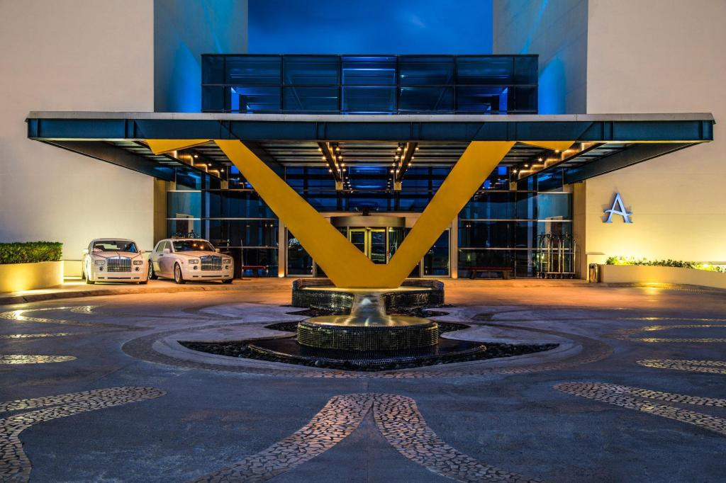 Lobby Live Aqua Beach Resort Cancun - Adults Only - All Inclusive