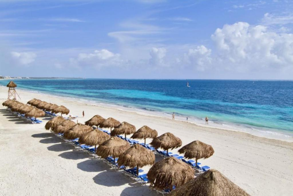 Tampilan eksterior Now Sapphire Riviera Cancun Resort And Spa - All Inclusive