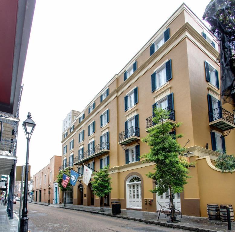 Hotel Mazarin In New Orleans La Room Deals Photos Reviews