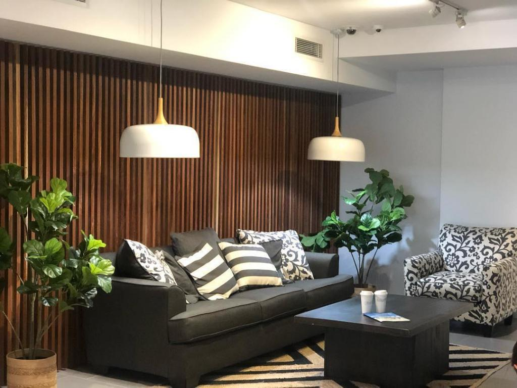 Lobby Echelon Apartments Yeppoon