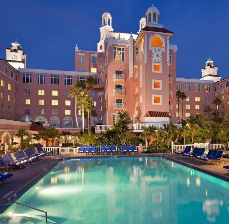 Exterior view The Don CeSar