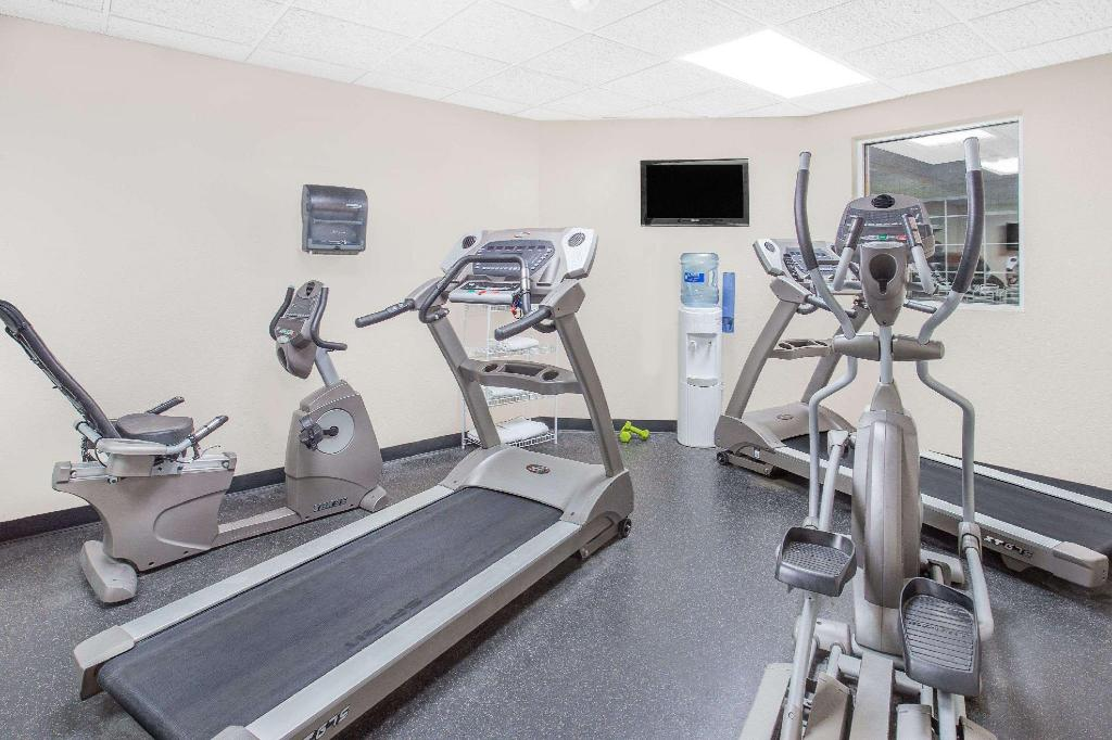 Fitnesscenter Hawthorn Suites by Wyndham Oshkosh
