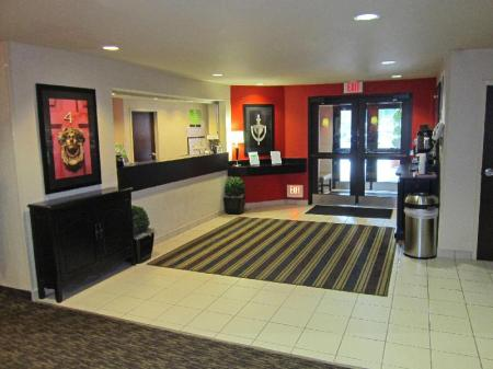 Lobby Extended Stay America Maitland 1760 Pembrook Dr