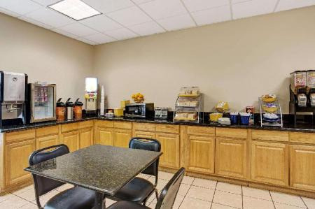 Café Days Inn by Wyndham Kissimmee FL