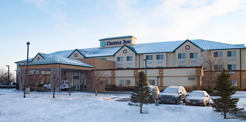 crystal inn hotel suites great falls in great falls. Black Bedroom Furniture Sets. Home Design Ideas