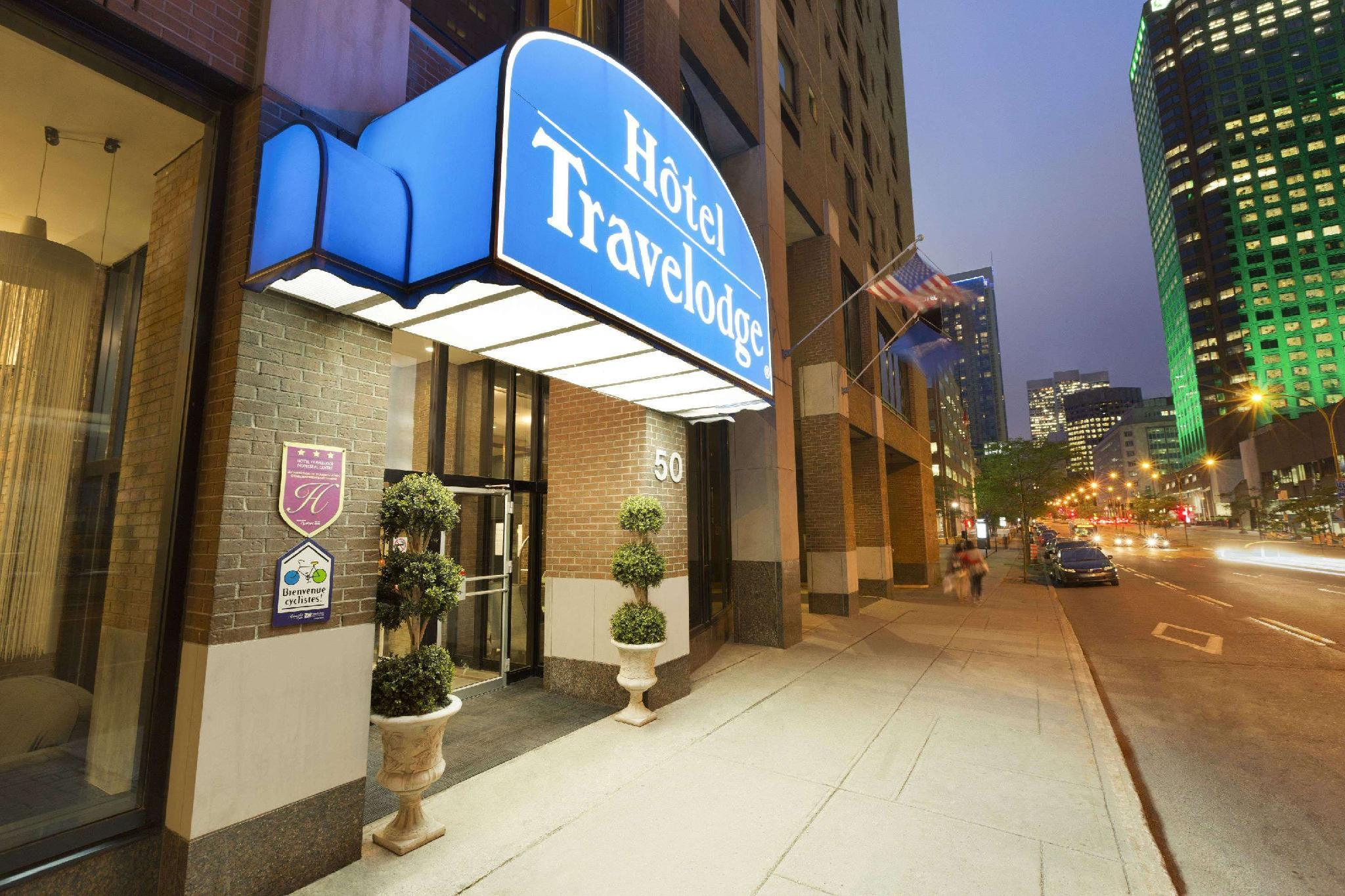 Travelodge by Wyndham Montreal Centre in Montreal QC