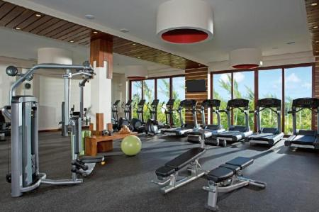 Fitness center Secrets Playa Mujeres Golf & Spa Resort All Inclusive Adults Only