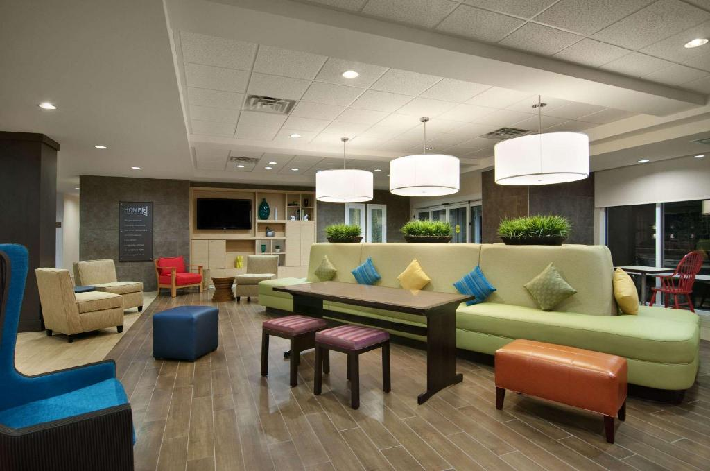 Lobi Home2 Suites by Hilton Baltimore/Aberdeen MD