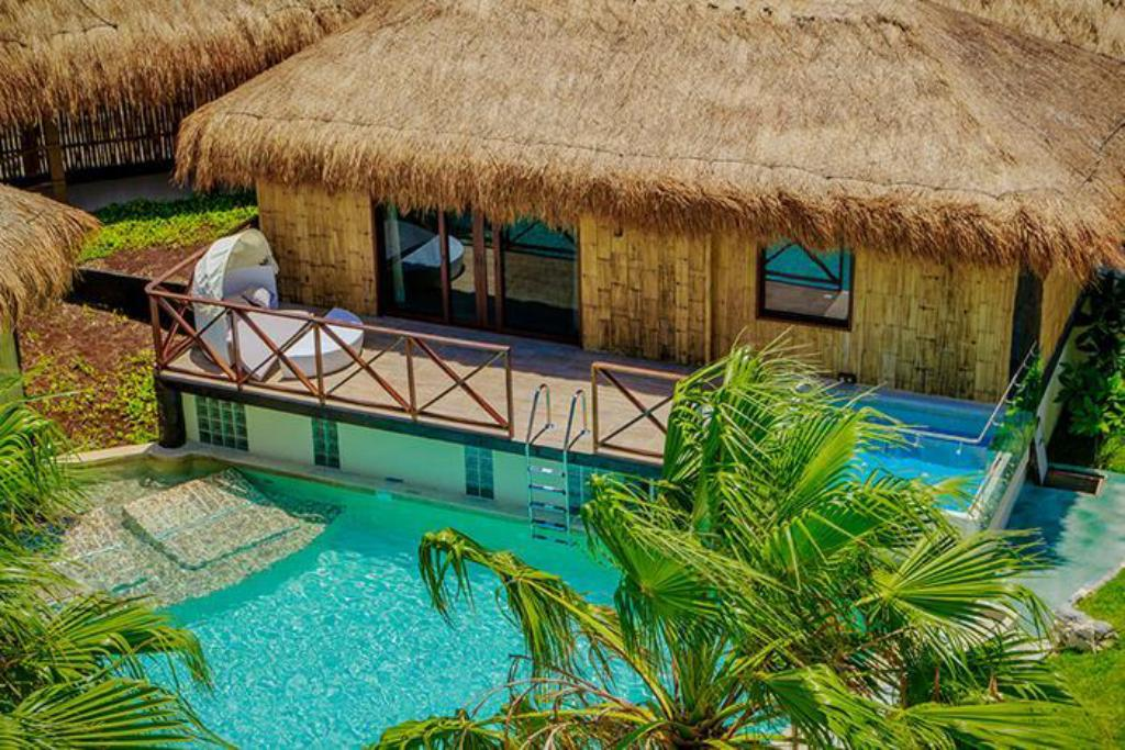 Tampilan eksterior Secrets Silversands Riviera Cancun - All Inclusive - Adults Only