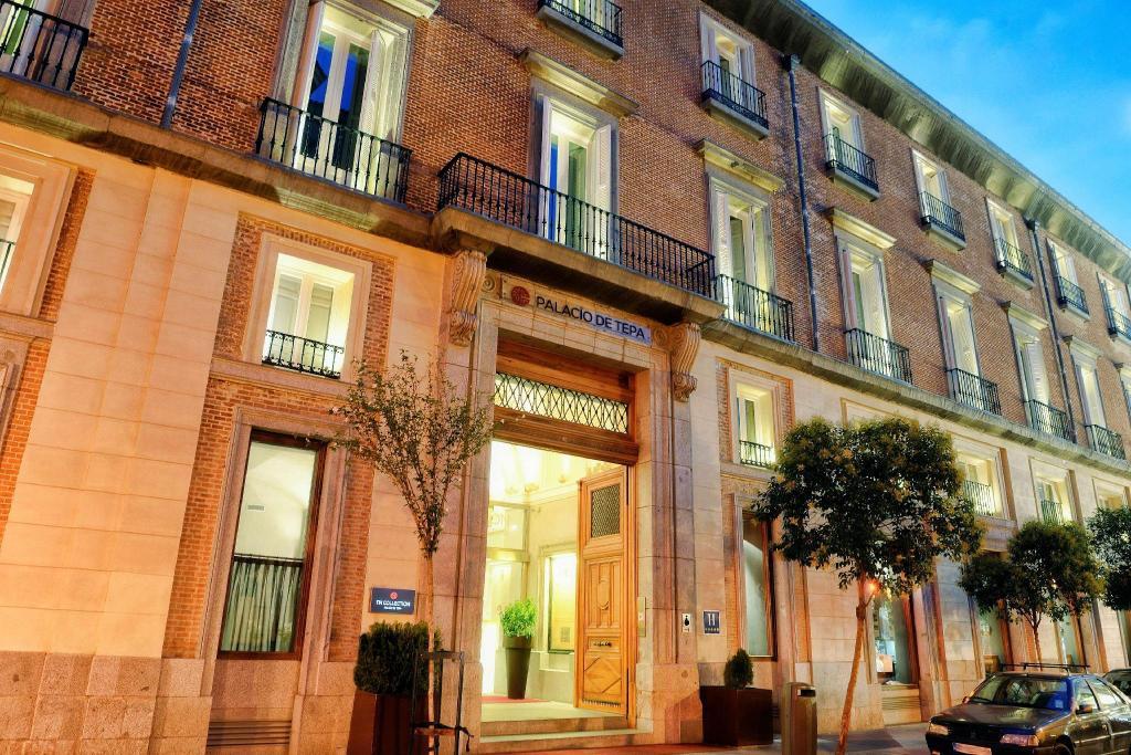 Nh Collection Madrid Palacio De Tepa Booking Agoda Com
