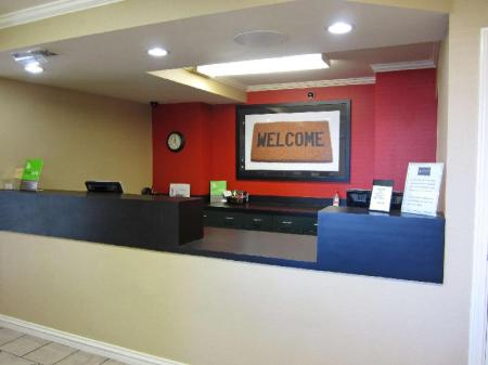 Lobby Extended Stay America LAX Airport El Segundo