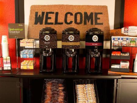 Coffee shop Extended Stay America LAX Airport El Segundo