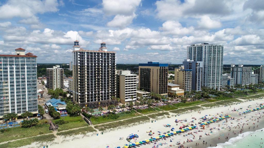 Hotels In Myrtle Beach Sc >> Breakers Resort Hotel Myrtle Beach City Center Myrtle