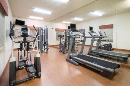 Fitness center Comfort Inn & Suites Tempe Phoenix Sky Harbor Airport