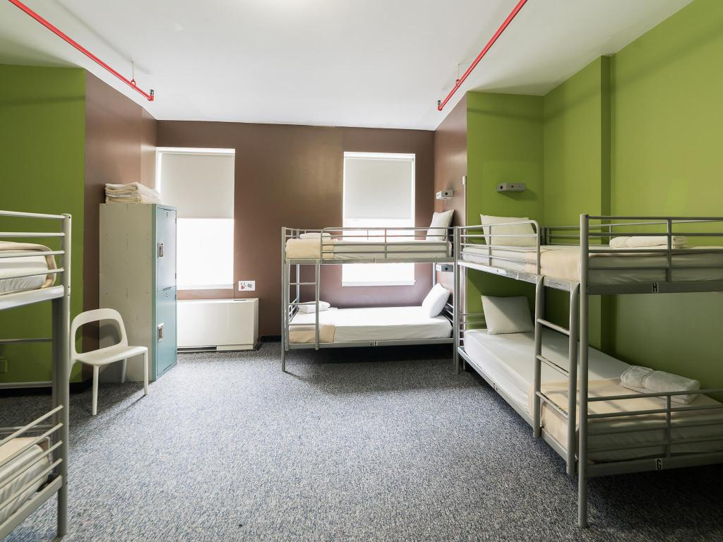 12-Bed Male Dormitory