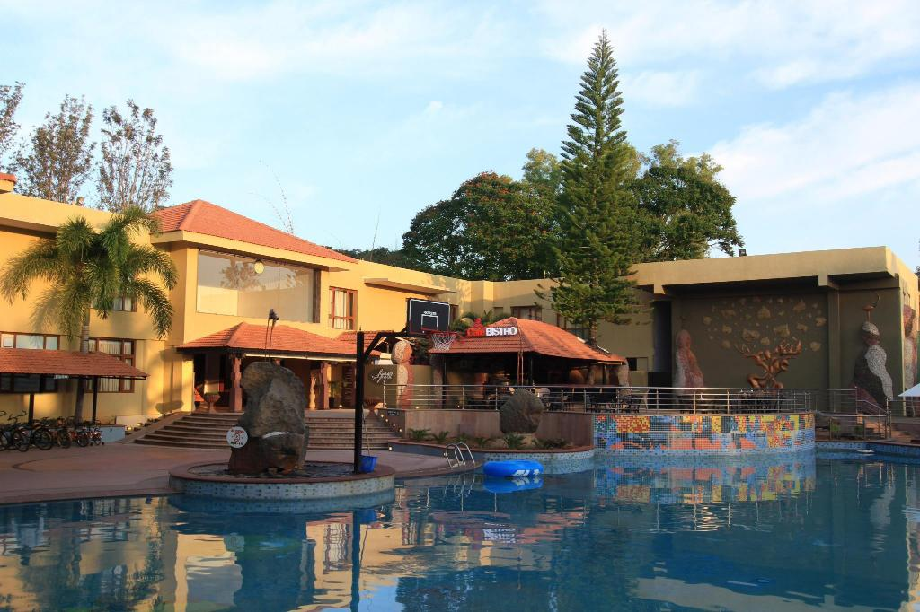 Best Price On Silent Shores Resort Spa In Mysore Reviews