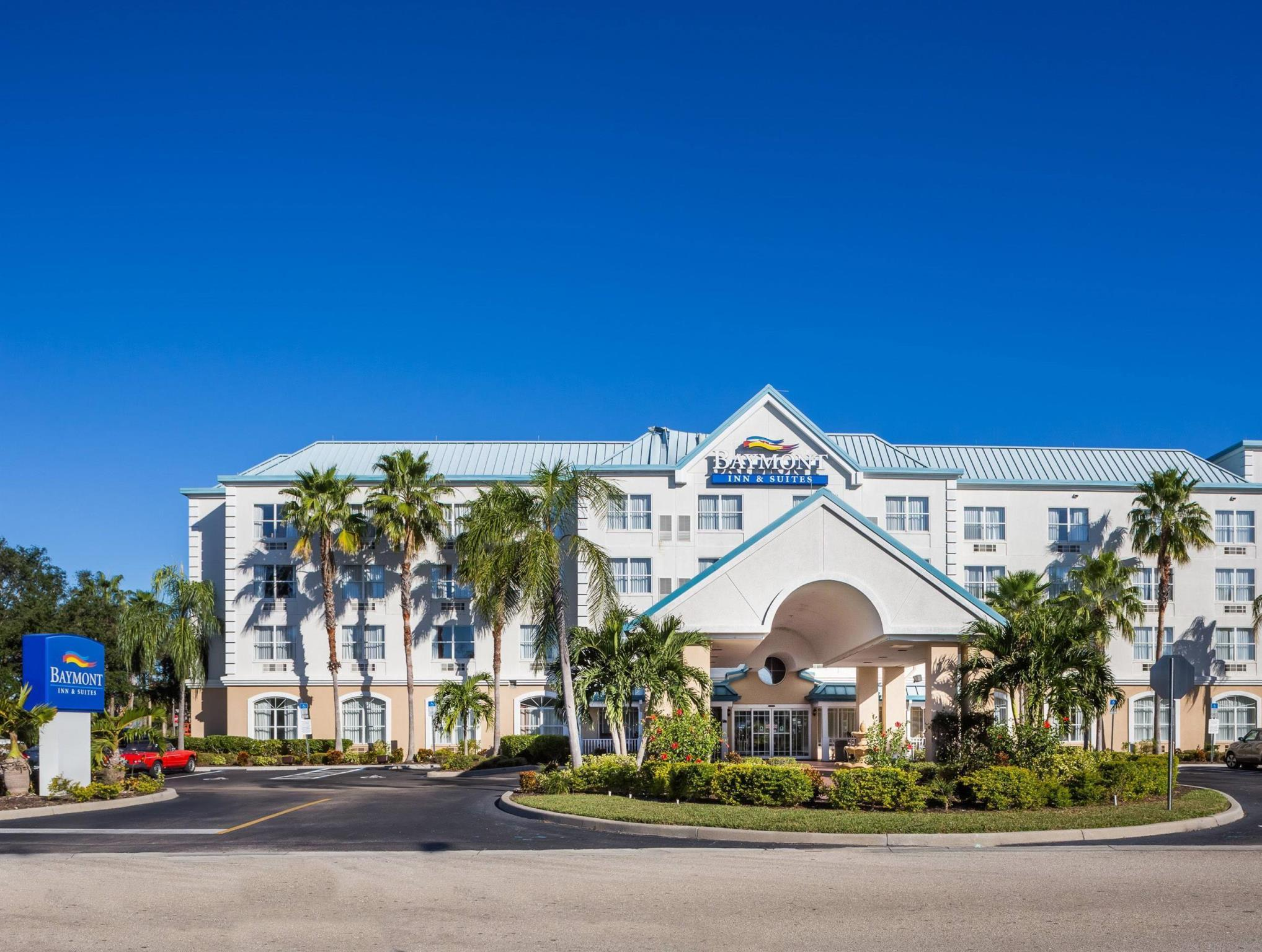 Best Price On Baymont By Wyndham Fort Myers Airport In Fort Myers