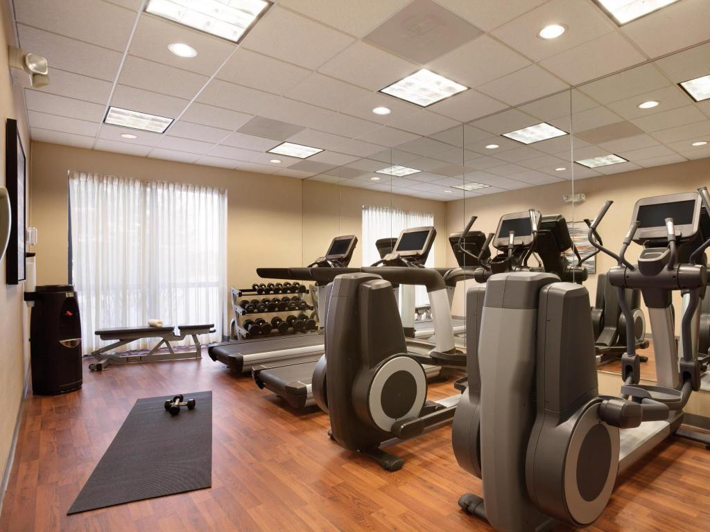 Centro de fitness Hyatt Place Chicago - Lombard/Oak Brook