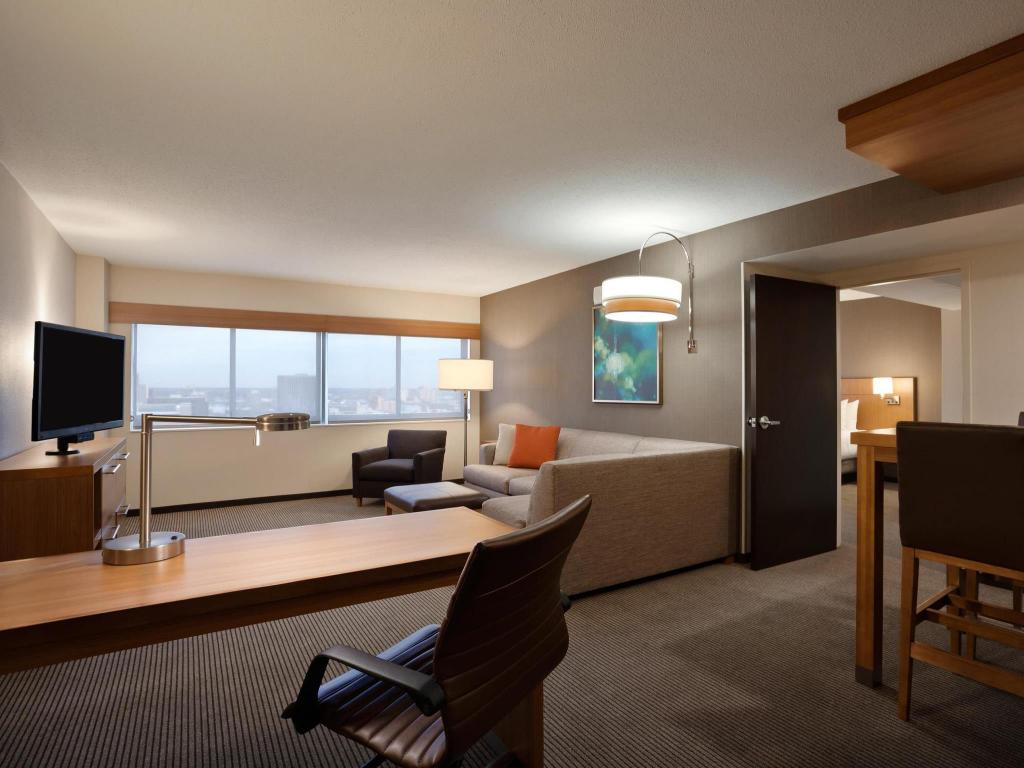 Tampilan interior Hyatt Place Minneapolis Downtown