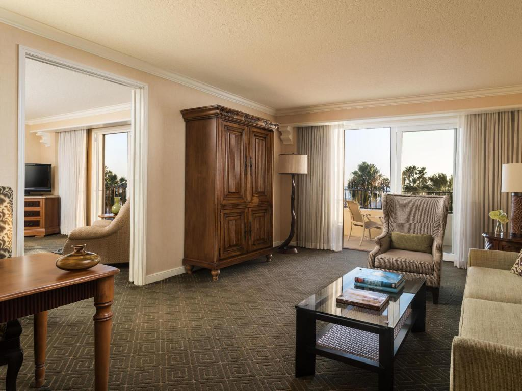 Интериор на хотела Hyatt Regency Huntington Beach Resort and Spa