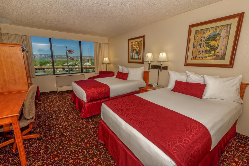 Quarto Standard com 2 camas de casal Grand Vista Hotel Grand Junction